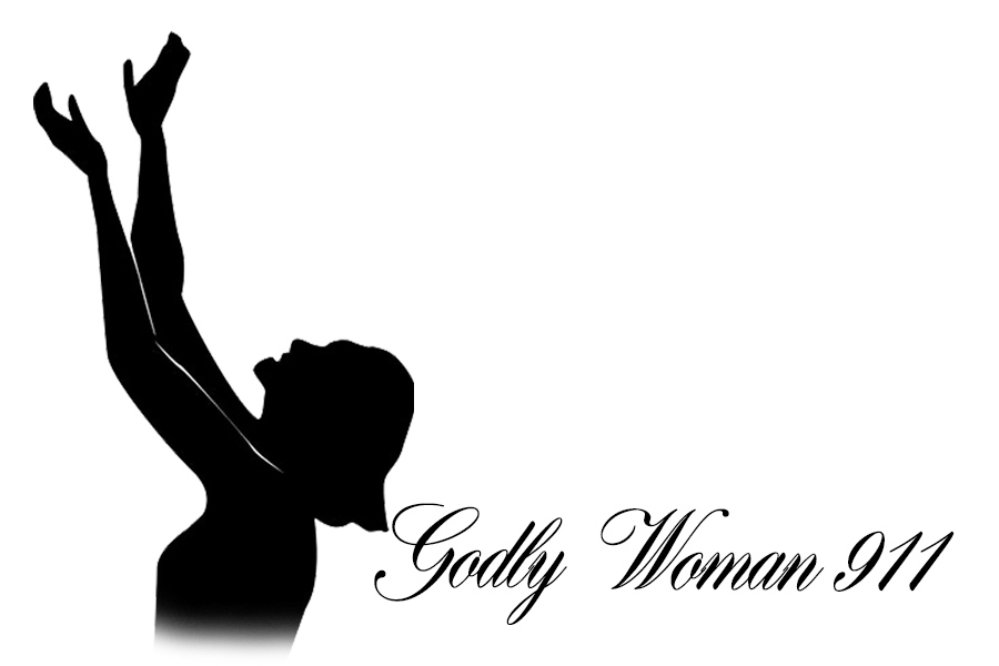 Godly Woman 911 logo