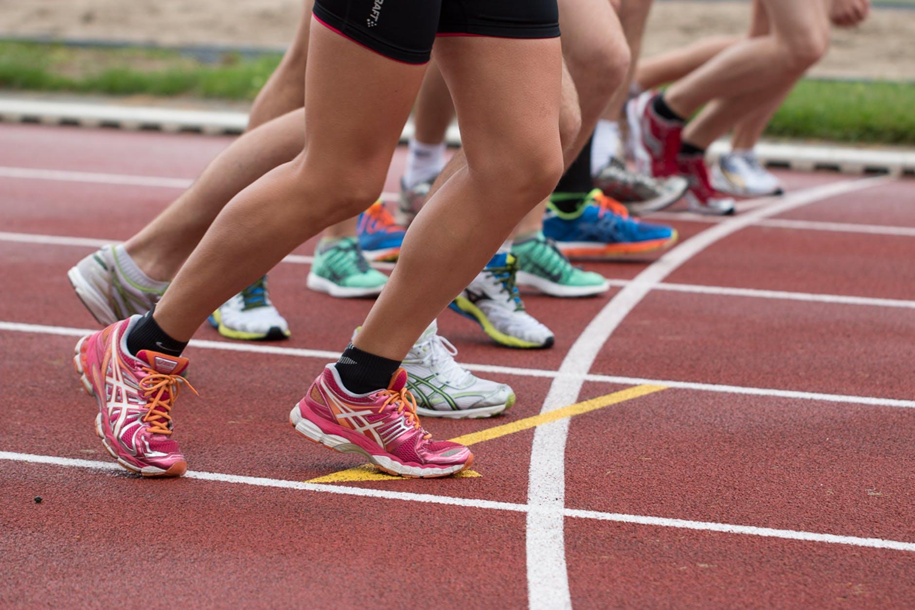 marathon running, race, @godlywoman911