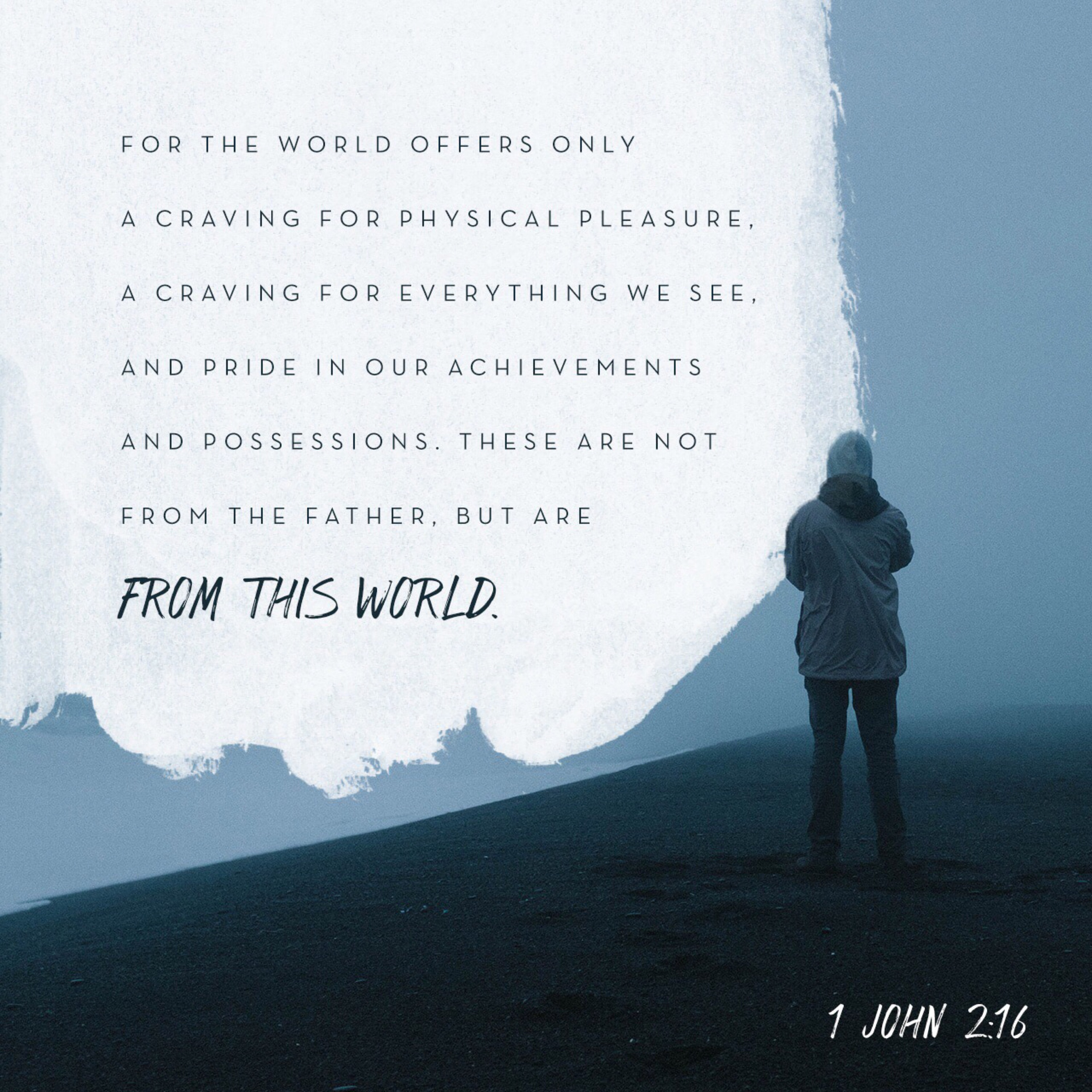 Verse of the day: 1 John 2:16 - Godly Woman 911